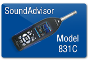 SoundAdvisor 831C