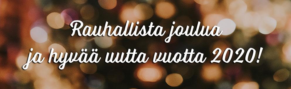 Hyvää Joulua toivoo LaboTest Oy