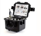 Modal Shopin 9100D/9110D/9219D kannettava, NIST jäljitettävä kalibraattori kiihtyvyysantureille