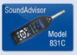 Larson Davis SoundAdvisor 831C äänitasonmittari